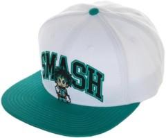 White - Green - Deku (Smash) (My Hero Academia)