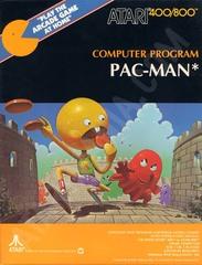 Pac Man (Atari 800)