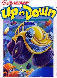 Up N Down (Atari 800)