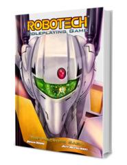Robotech: The Roleplaying Game - The Macross Saga