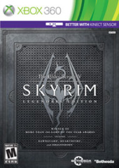 Elder Scrolls V - Skyrim (Xbox 360) - LE
