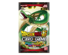Dragon Ball Super TCG - Miraculous Revival - Booster Pack