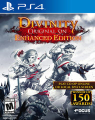 Divinity Original Sin - EE  (Playstation 4) - PS4