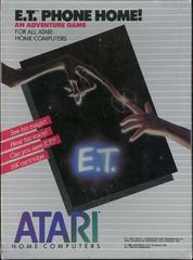 E.T. Phone Home (Atari 800)