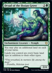 Dryad of the Ilysian Grove - Foil - Promo Pack (Stamped)