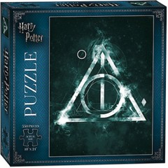 Harry Potter: The Deathly Hallows - 550 Piece Puzzle