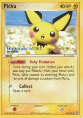 Pichu - 59/106 - Common (Nintendo WORLD May 2005)