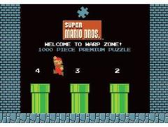 Super Mario Bros.: Welcome to Warp Zone - 1000 Piece Puzzle