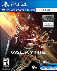 Eve Valkyrie (Playstation 4) - PS4