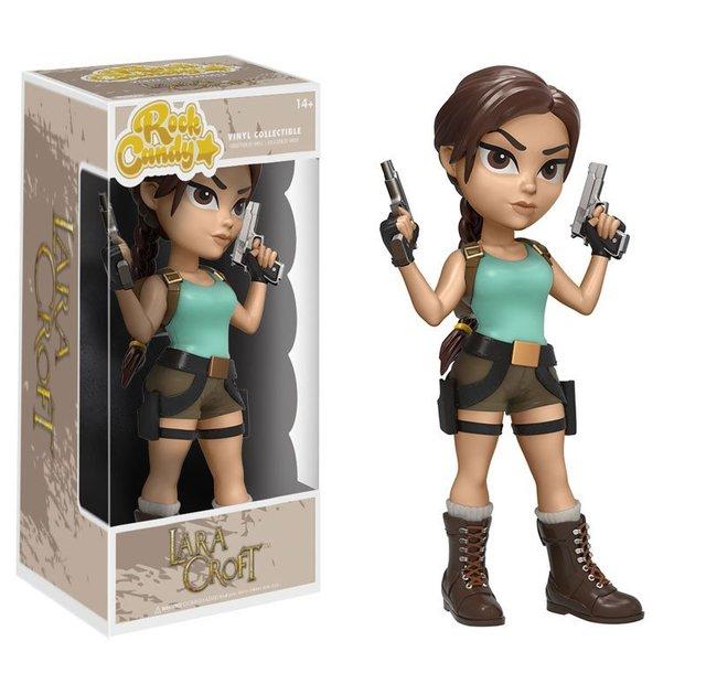 Lara Croft (Funko - Rock Candy)