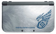 Nintendo NEW 3DS XL Monster Hunter 4 Ultimate Edition