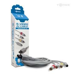 (Hyperkin) Wii U/ Wii S-Video AV Cable - Tomee