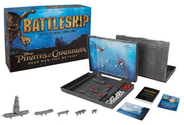 Battleship: Pirates Of The Caribbean