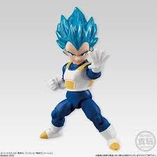 Super Saiyan God Super SaiyanVegeta 02