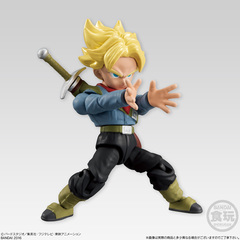 Super Saiyan Trunks 04