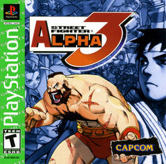 Street Fighter Alpha 3 (GREATEST HITS)
