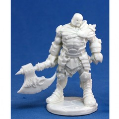 Anval Thricedamned - Evil Warrior (Reaper Bones)  (77055)