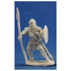Anhurian Spearman (Reaper Bones) - 77359