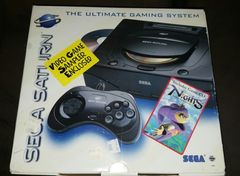 Sega Saturn System Nights into Dreams Bundle