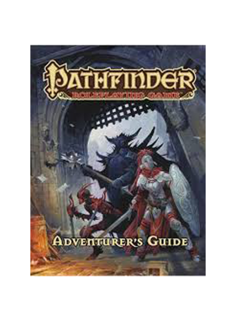 Pathfinder RPG - Adventurers Guide - Hard Cover
