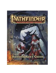 Pathfinder RPG - Adventurer's Guide - Hard Cover