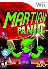 Martian Panic - Game Only (Nintendo Wii)