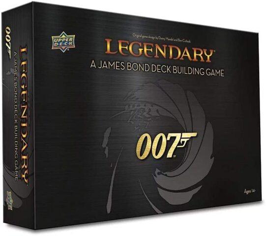 Legendary: 007 James Bond