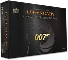 Legendary: 007 James Bond