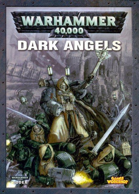 Dark Angels (Warhammer 40000) - Codex