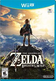 Legend of Zelda- Breath of the Wild (Nintendo Wii U)