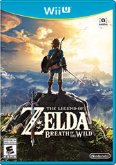 Legend of Zelda- Breath of the Wild (Nintendo Wii U)