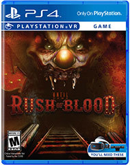 Until Dawn- Rush of Blood (Playstation 4 VR)