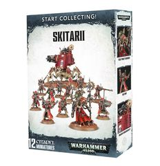 Start Collecting! - Skitarii (Warhammer 40000)