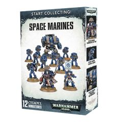 Start Collecting! - Space Marines (Warhammer 40000)