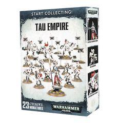 Start Collecting! - Tau Empire (Warhammer 40000)