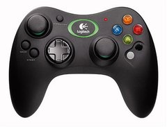 Logictech Wireless Original Xbox Controller