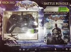 Batman Arkham Asylum - Controller and Game Bundle (Xbox 360)