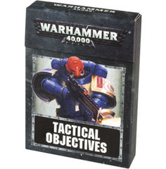 Tactical (Warhammer 40000) - Objectives