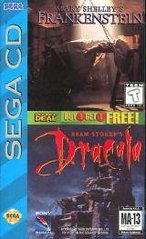 Mary Shelley's Frankenstein/Bram Stoker's Dracula (Sega CD)