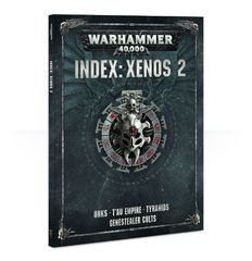 Xenos (Warhammer 40000) - Index Vol 2