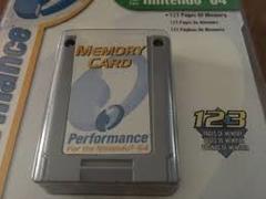 Performance N64 Memory Card / Storage Case