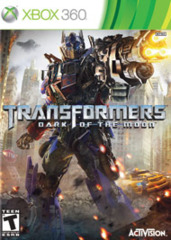 Transformers - Dark Of The Moon (Xbox 360)