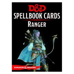 Dungeons And Dragons: Updated Spellbook Cards - Ranger Deck
