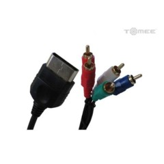 (Hyperkin) Xbox Component Video Audio HD Cable - Tomee