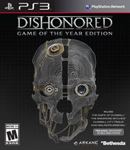 Dishonored Game of the Year Edition (Playstation 3)