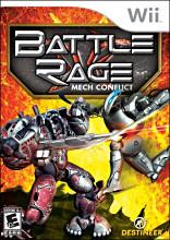 Battle Rage Mech Conflict (Nintendo Wii)