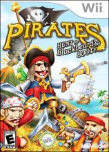 Pirates: Hunt for Black Beard's Booty (Nintendo Wii)