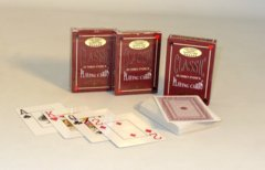 Playing Cards Classic Jumbo Index
