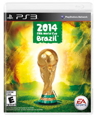 2014 FIFA World Cup Brazil (Playstation 3)