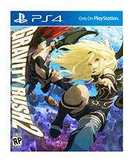 Gravity Rush - 2 (Playstation 4) - PS4